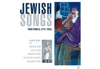 VARIOUS - Jewish Songs 1911-1950 (Various) - (CD)