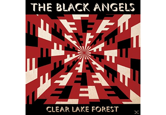 The Black Angels - Clear Lake Forest - (CD)