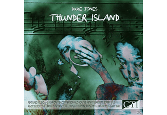 Duke Jones - Thunder Island - (CD)