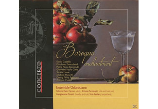Ensemble Chiaroscuro - Baroque Enchantment - (CD)