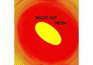 Thesda - Spaced Out - (Vinyl)