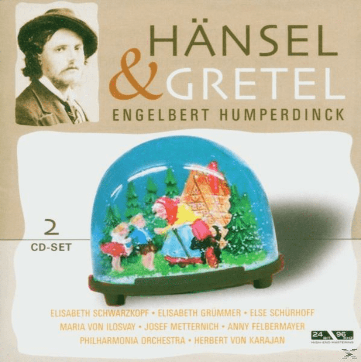 Hänsel & Gretel (Humperdinck, Engelbert) VARIOUS auf CD