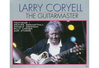 Larry Coryell - Larry Coryell-The Guitarmaster - (CD)