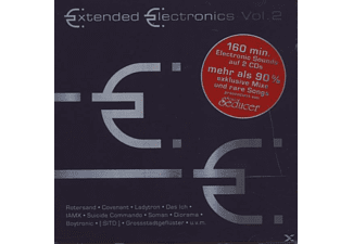 VARIOUS - Extended Electronics Vol.2 - (CD)
