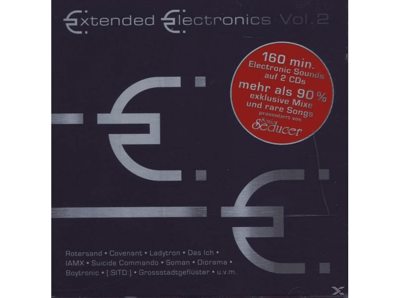 VARIOUS - Extended Electronics Vol.2 [CD]