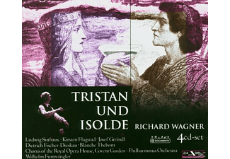 Wolfgang Wagner, Richard Wagner - Tristan & Isolde - (CD)
