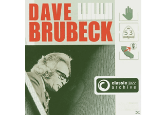 Dave Brubeck - Classic Jazz Archive - (CD)