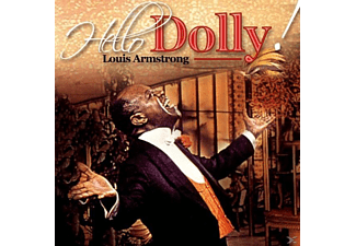 Louis Armstrong - Hello Dolly - (CD)