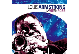 Louis Armstrong - La Vie en Rose - (CD)