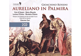 VARIOUS - Aureliano In Palmira - (CD)
