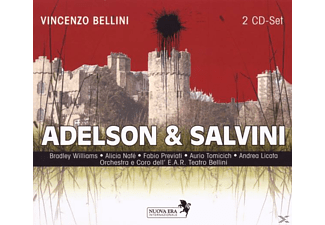 Williams, Nafe, Previati, Tomicich, Rizzi, Tosi, u - Bellini: Andelson & Salvini - (CD)
