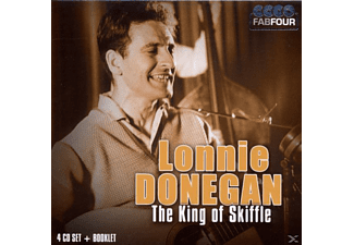 Lonnie Donegan - Lonnie Donegan: The King of Skiffle - (CD)