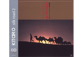 Kitaro - Silk Road Vol.2 - (CD)