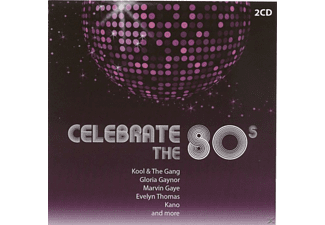 Various - Celebrate The 80's - (CD)