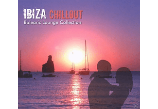 VARIOUS - IBIZA CHILLOUT - BALEARIC LOUNGE CO - (CD)