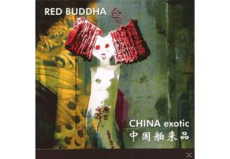 Red Buddha - China Exotic - (CD)