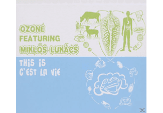 Miklos Ozone Feat.lukacs, Miklos Ozone Feat. Lukacs - This Is C'est La Vie - (CD)