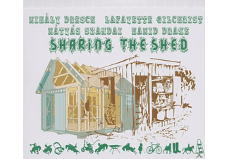 DRESCH/GILCHRIST/SZANDAI/DRAKE - Sharing the Shed - (CD)