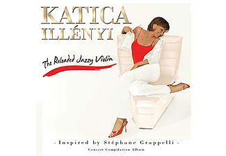 Illényi Katica - The Reloaded Jazzy Violin (CD)