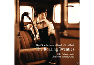 Reka Szilvay Violin - The Roaring Twenties - (CD)