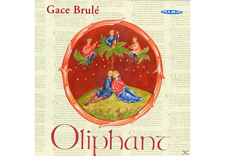 Oliphant Medieval Music Ensemble - Chansons (MinneLieder) - (CD)