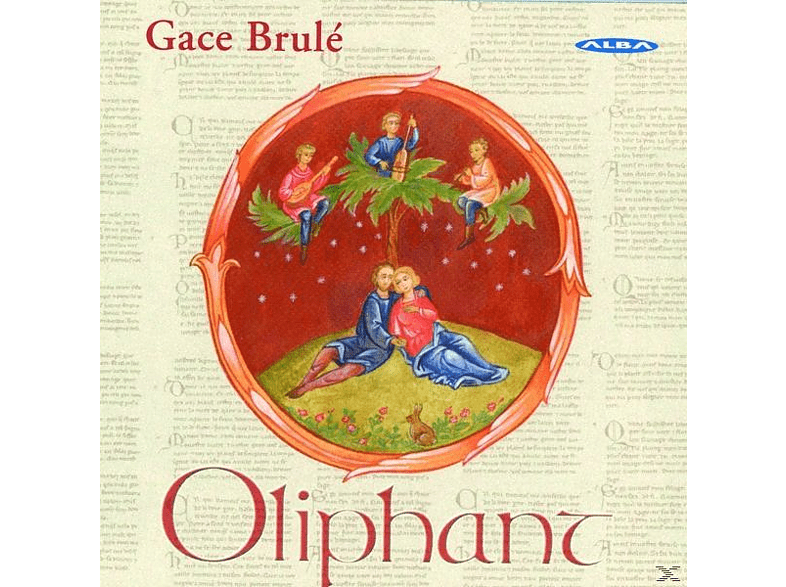 Oliphant Medieval Music Ensemble - Chansons (MinneLieder) [CD]