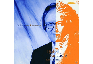 Risto Lauriala - Diabelli-Variationen - (CD)