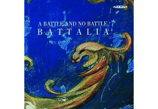 Battalia Ensemble - Ensemblemusik - (CD)