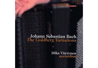 Mika Väyrynen - Bach: The Goldberg Variations - (CD)