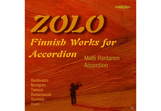 Matti Rantanen Accordion - Zolo. - (CD)