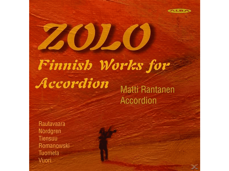 Matti Rantanen Accordion - Zolo. [CD]