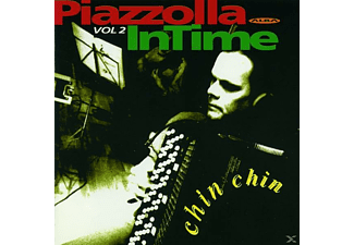 The Intime Quintet - Piazzolla In time vol.2 - (CD)