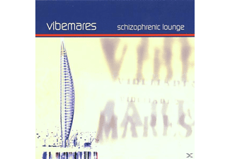 Vibemares - Schizophrenic Lounge - (CD)