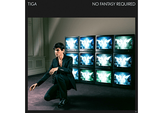 Tiga - No Fantasy Required CD