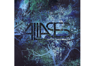 Aliases - Safer Than Reality - (CD)