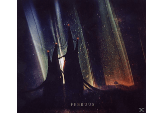 Uneven Structure - Februus - (CD)