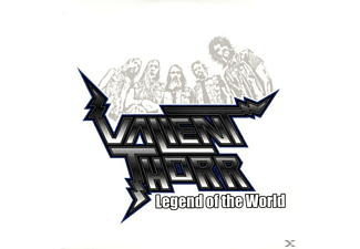 Valient Thorr - LEGEND OF THE WORLD - (Vinyl)