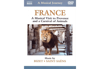 A Musical Journey: France - (DVD)