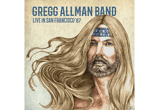 Greg Allman Band - Live In San Francisco 87 - (CD)