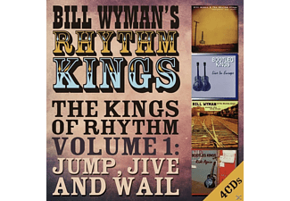 Bill Wyman's Rhythm Kings - The Kings Of Rhythm Vol.1: Jump Jive And Wail - (CD)