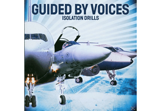 Guided By Voices - Isolation Drills - (CD)