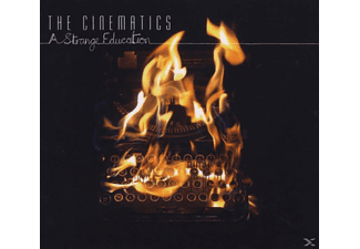 The Cinematics - A Strange Education - (CD)