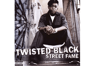 Twisted Black - Street Fame - (CD)