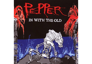 Pepper - In With The Old - (CD)