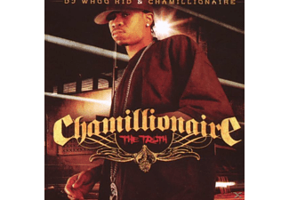 Chamillionaire - The Truth - (CD)