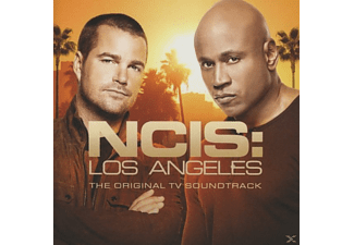 OST/VARIOUS - NCIS: Los Angeles (The Original TV Soundtrack) - (CD)