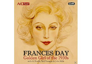 Frances Day - Golden Girl of the 30' - (CD)