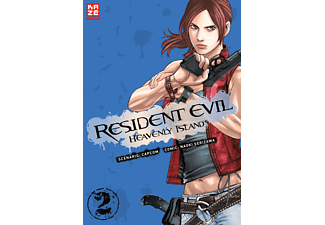 Resident Evil – Heavenly Island – Band 2, Action (Broschur)