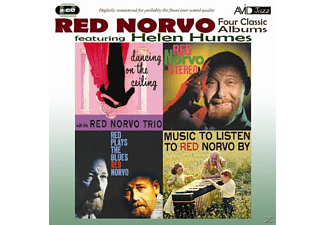 Red  & Helen Humes Norvo - 4 Classic Albums - (CD)