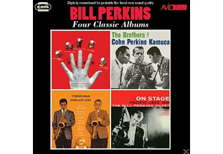Bill Perkins - 4 Classic Albums - (CD)